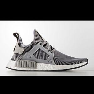 Rare Adidas NMD XR1 Grey Shoes